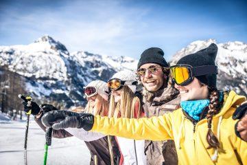 Wintersportartikel bei Bessmann